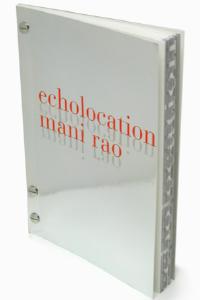 Mani Rao Echolocation special edition silver cover