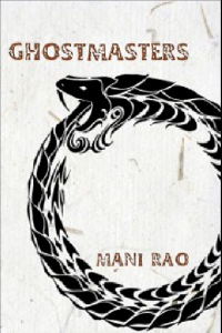 Mani Rao Ghostmasters cover