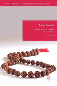 Mani Rao Living Mantra cover